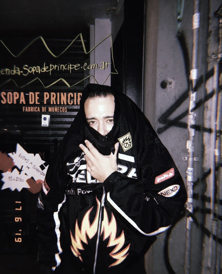 mars antrax DJ